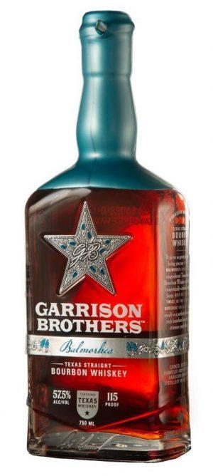 Flasche mit Label