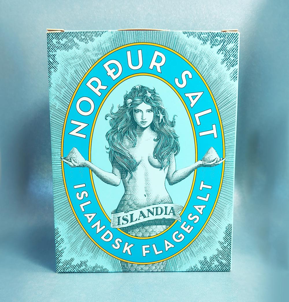 NORDUR-ISLANDSK FLAGESALT SALT