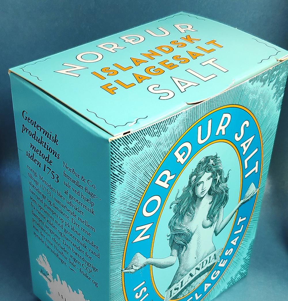 Schachtel drucken turkis