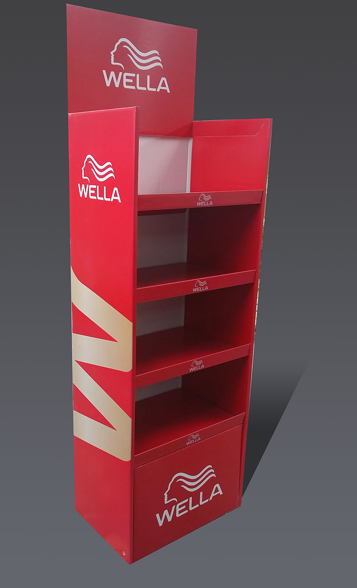 Wella Display
