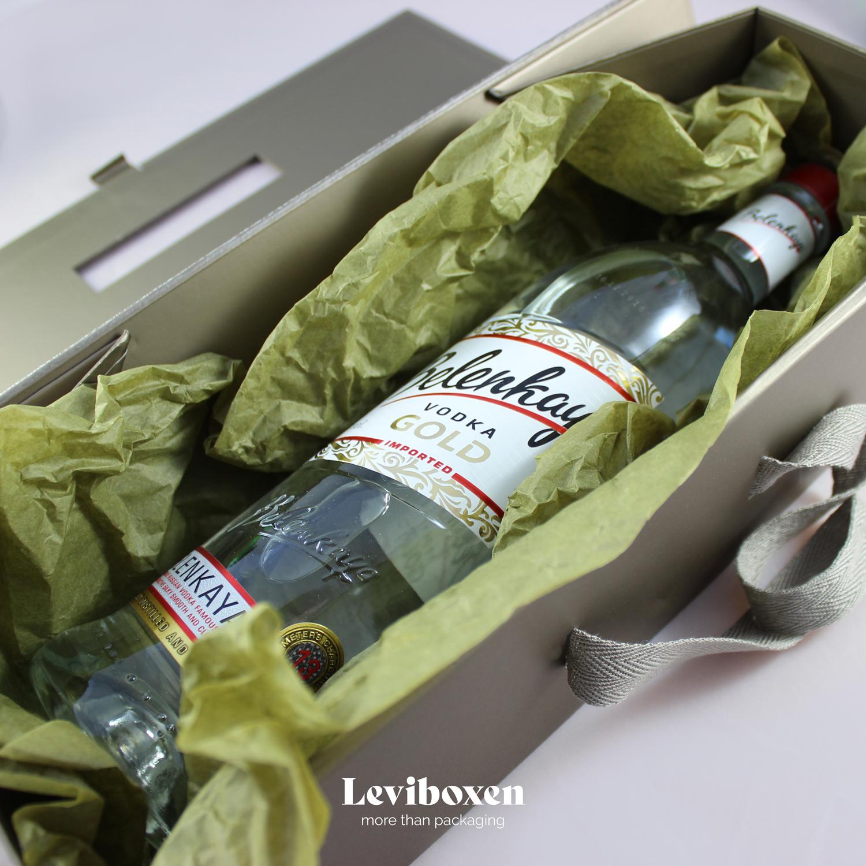 Magnetbox für Flaschen