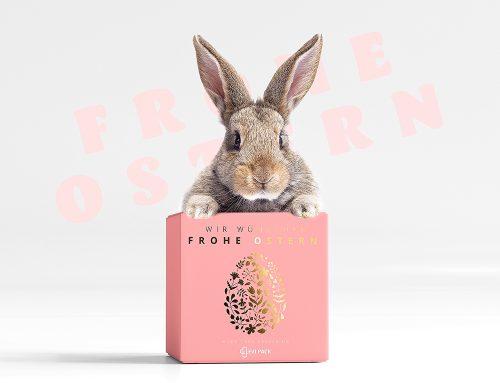 Levi Pack wünscht schöne Osterfeiertage